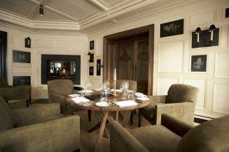 Hotel Almhof Restaurant
