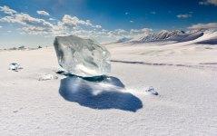 Baikal: Ice broken time. bild: ALEXEY TROFIMOV