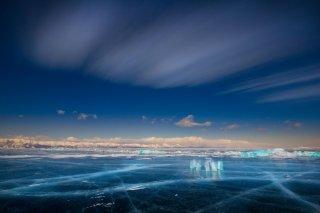 Baikal shamanian wind
